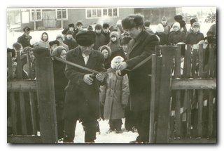 В ноябре 1989 года в д. Сибирь состоялось открытие историко-этнографического музея