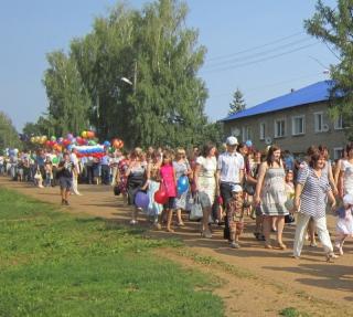 День Унинского района - 2013 (ВИДЕО)
