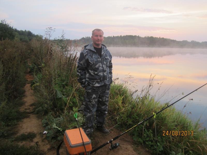 пруд для рыбалки в кировской области