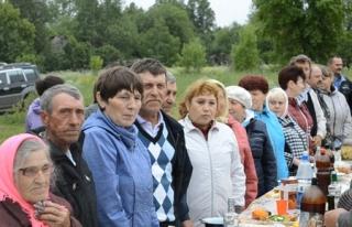 Праздник деревень Дериши - Рябиновцы - Слеповцы (ВИДЕО)